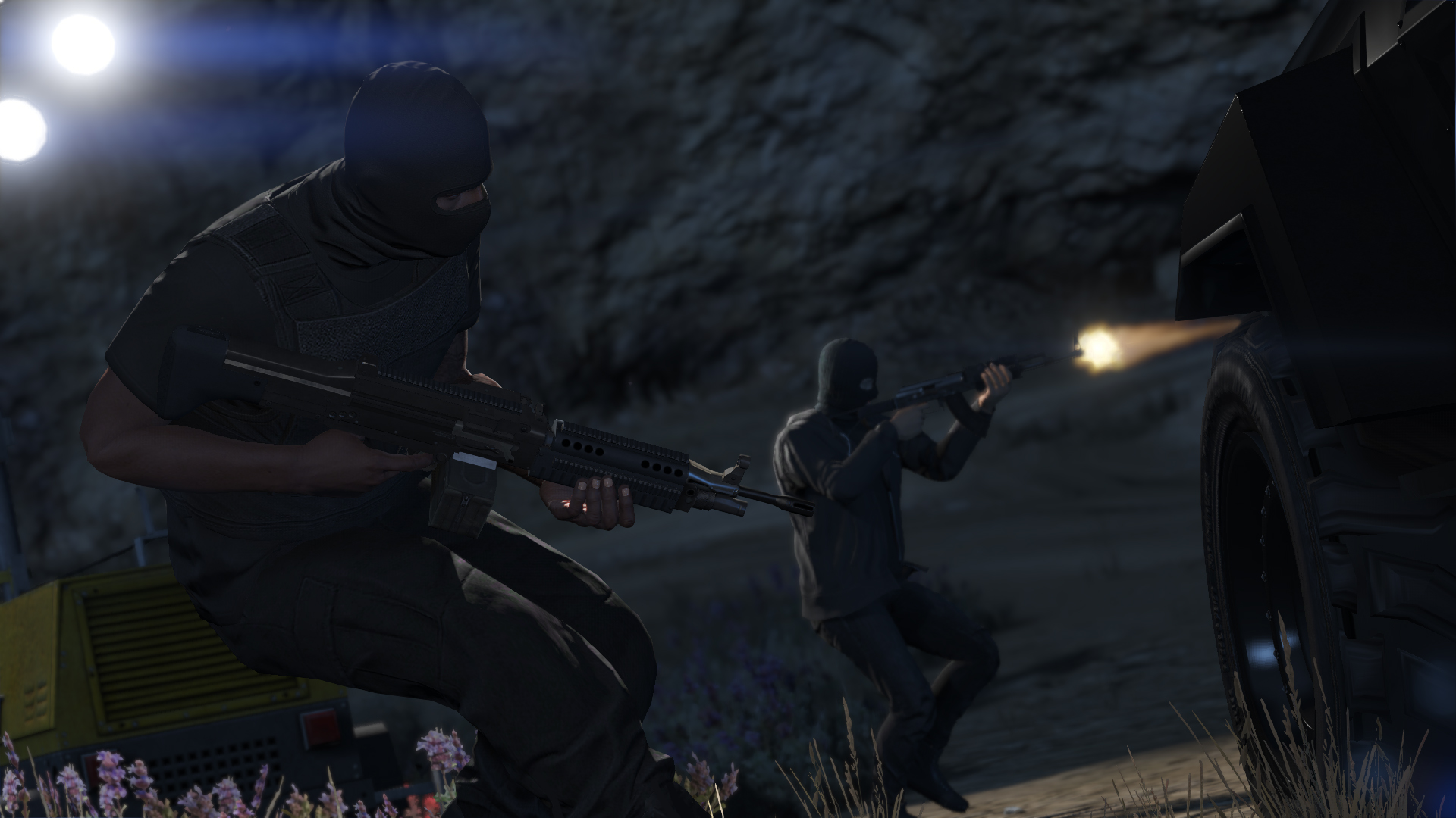 Long Awaited Heists For Grand Theft Auto Online Are Finally Here!