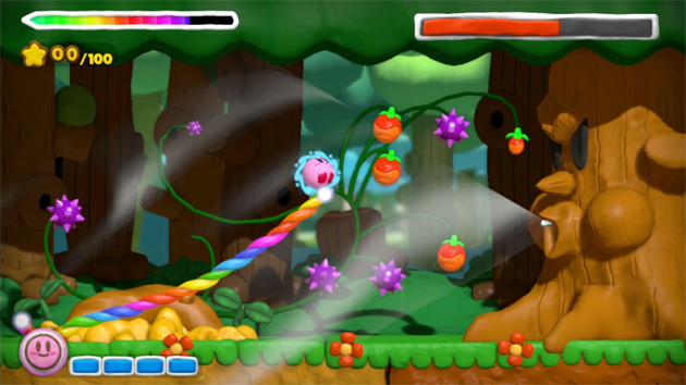 Kirby's Wii U Debut Coming May 8th In the UK