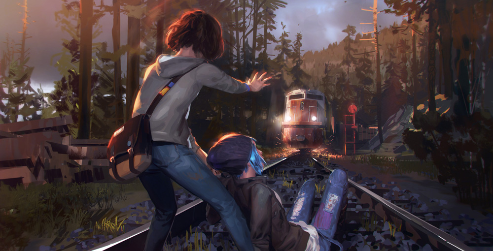 Life Is Strange Limited Edition Detailed