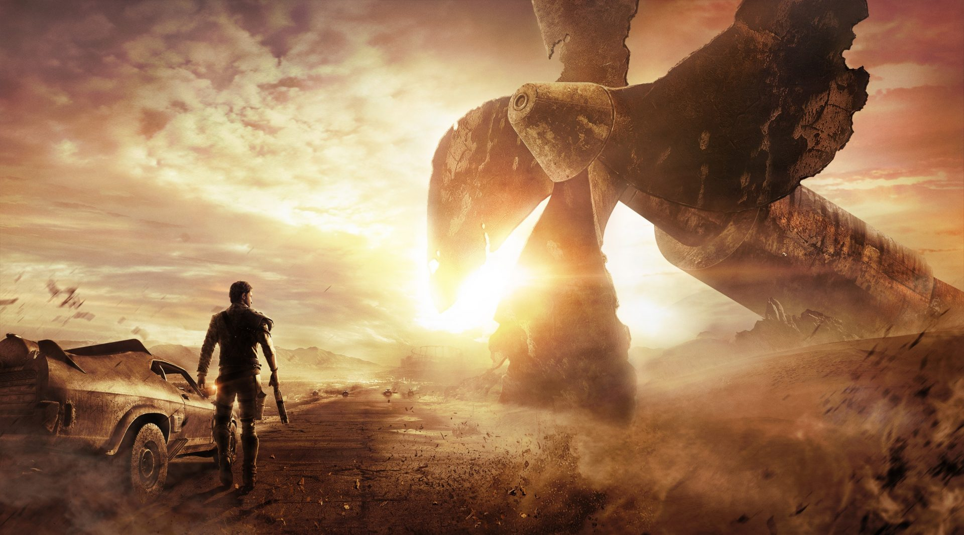 Mad Max Story Trailer