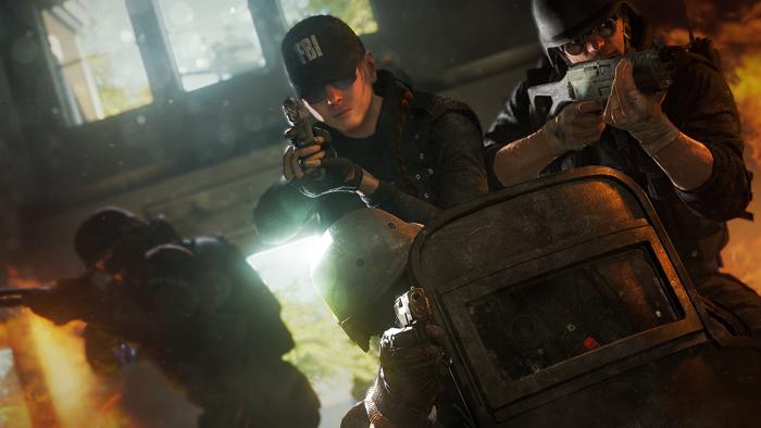 Ubisoft Reveals Rainbow Six Siege Operator System