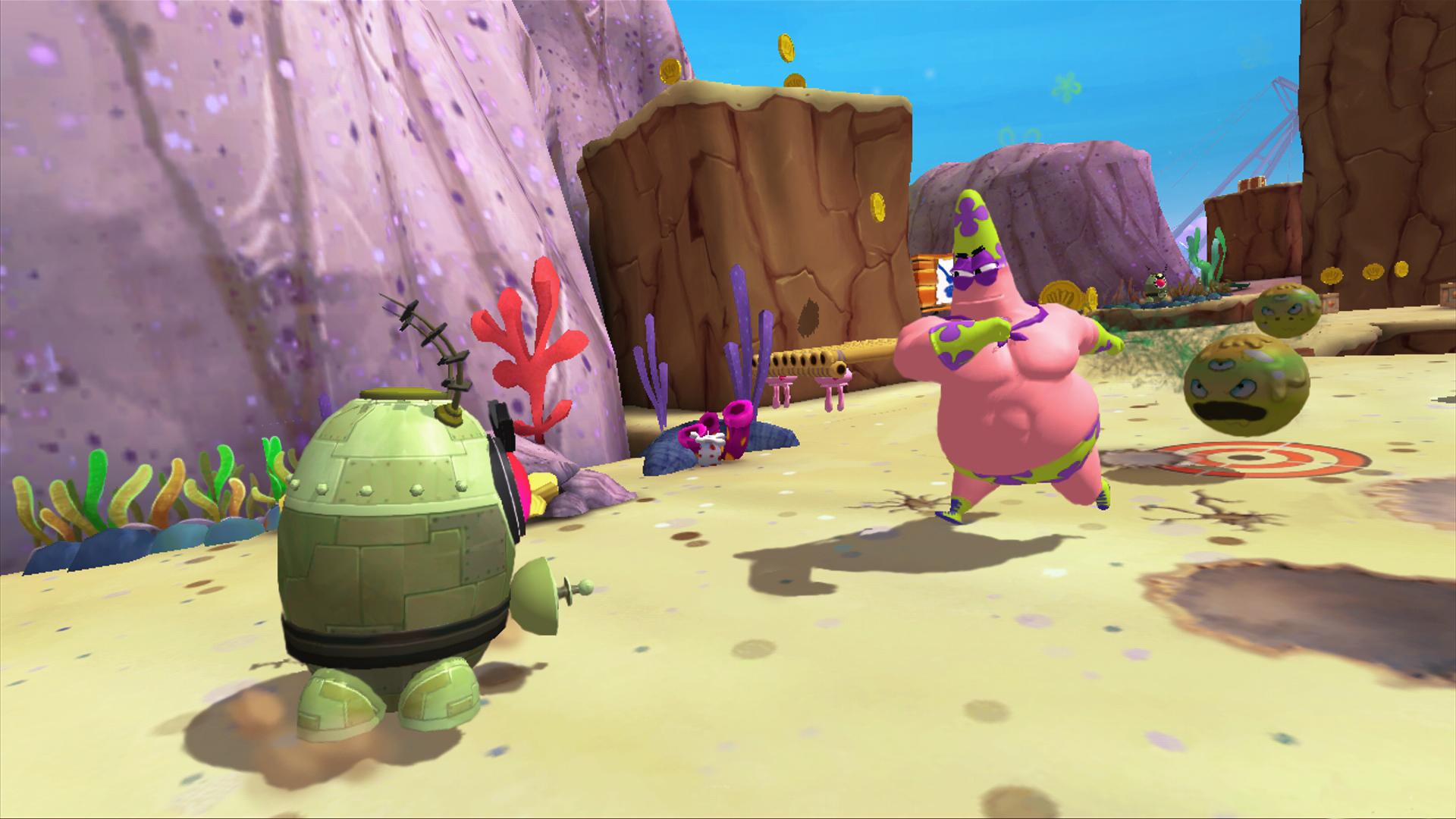 Time For SpongeBob To Shine In SpongeBob HeroPants