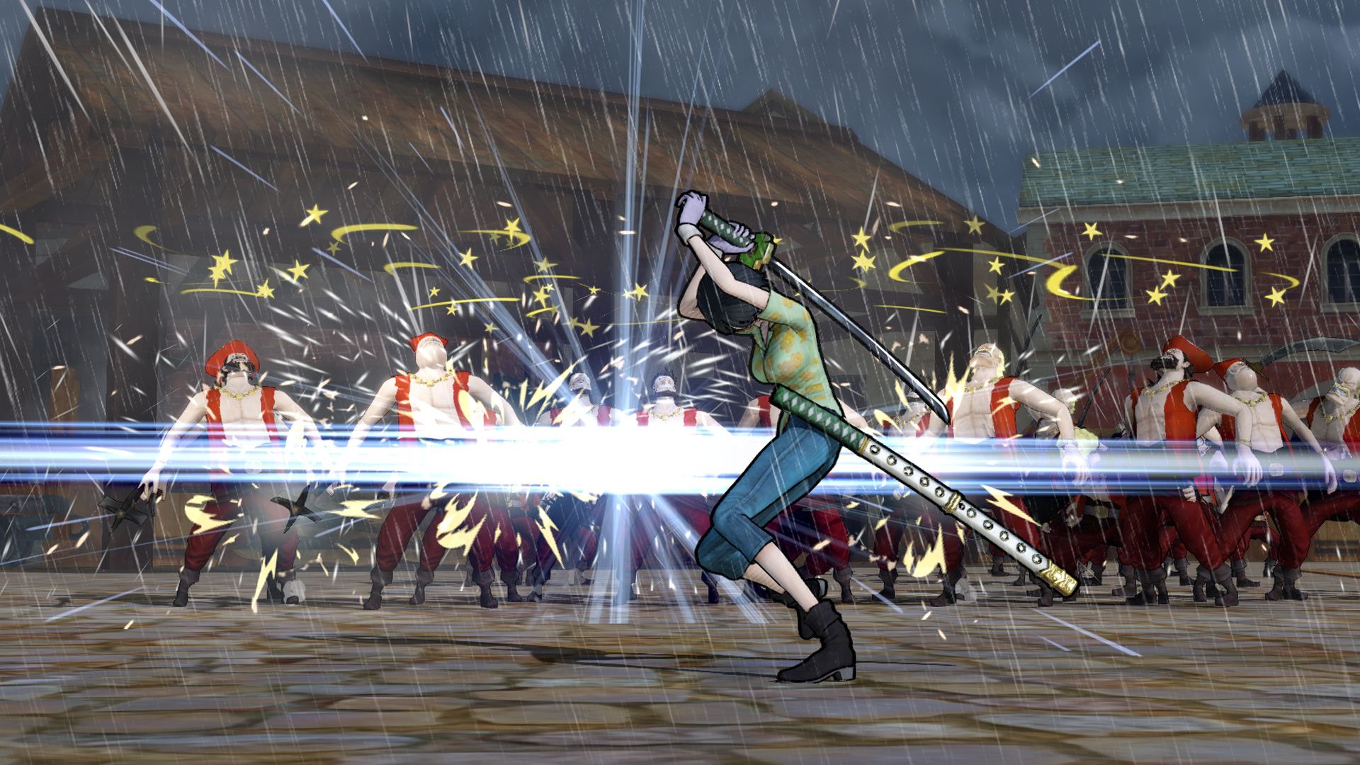 One Piece Pirate Warriors 3 Doflamingo Edition Announced