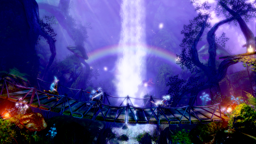 Trine Enchanted Edition Out Today On Wii U In North America; Europe Version Slightly Delayed