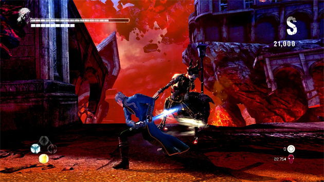 The Son Of Sparda Is Back In DmC: Definitive Edition