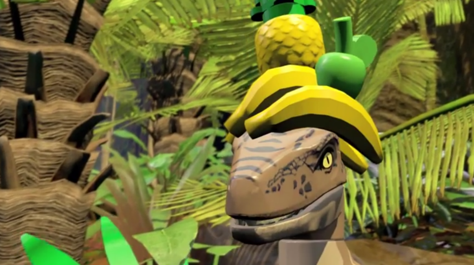 First LEGO Jurassic World Trailer Revealed