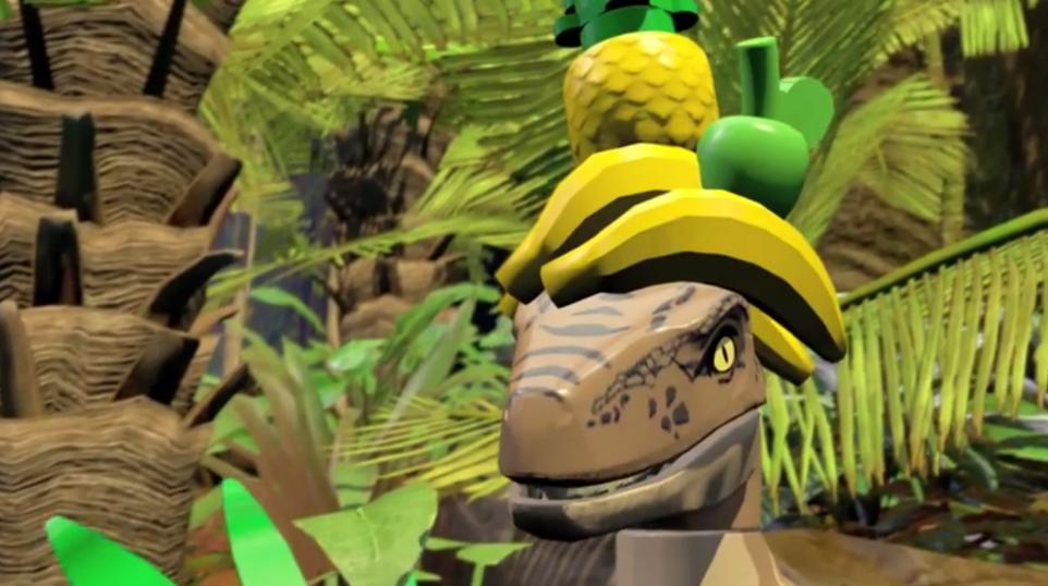 Take A Tour Of LEGO Jurassic World
