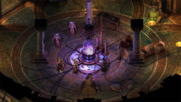Pillars Of Eternity Has Gone Gold