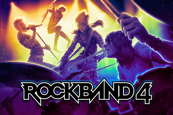 Rock Band 4 Is Real and Announced For 2015 Release
