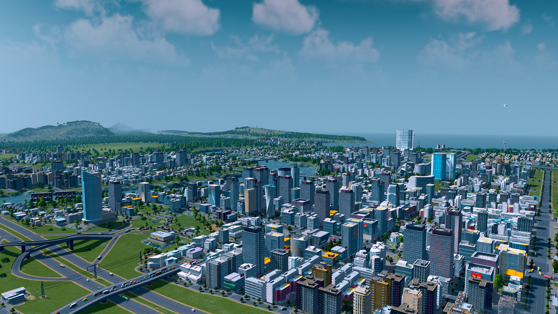 Review – Cities: Skylines