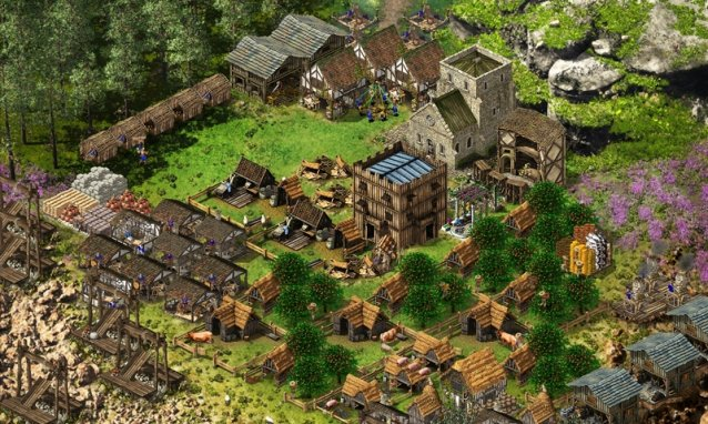 Firefly Studios Announces their Release Of Stronghold Kingdoms: Rise of The Wolf