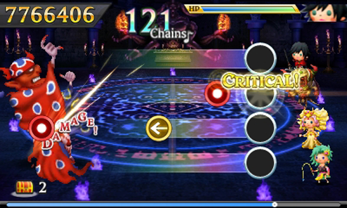 New Batch Of DLC For Theatrhythm Final Fantasy Curtain Call