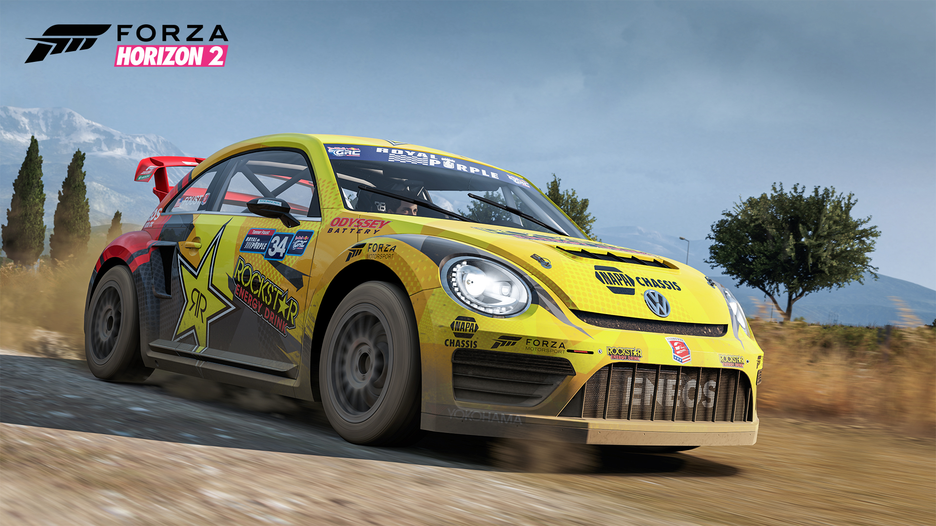 5 New Cars Available For Forza Horizon 2 On Xbox One