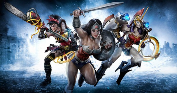 Release Of Infinite Crisis On Steam