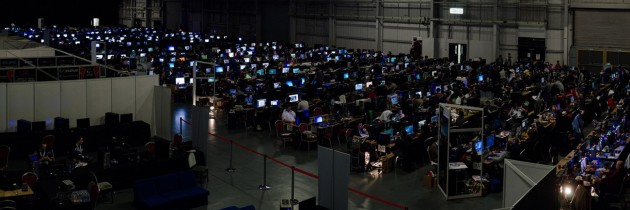 Insomnia 54 Sells Out As Tens Of Thousands Head To The UK's Biggest Gaming Festival