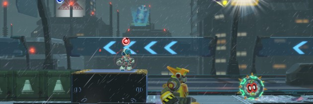 Deep Silver Teams With Comcept For Mighty No.9's September Release