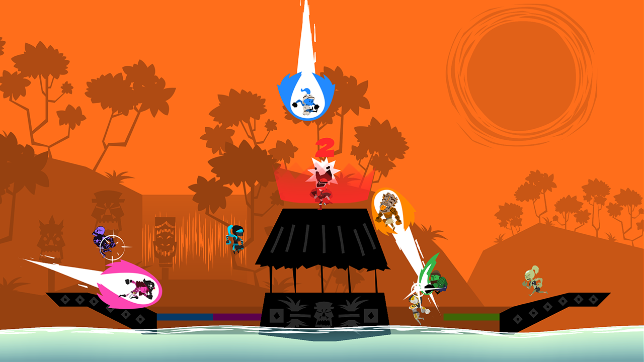 Shovel Knight And Guacamelee Join The Runbow