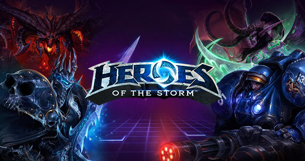Blizzard's Heroes of the Storm to release on June 2