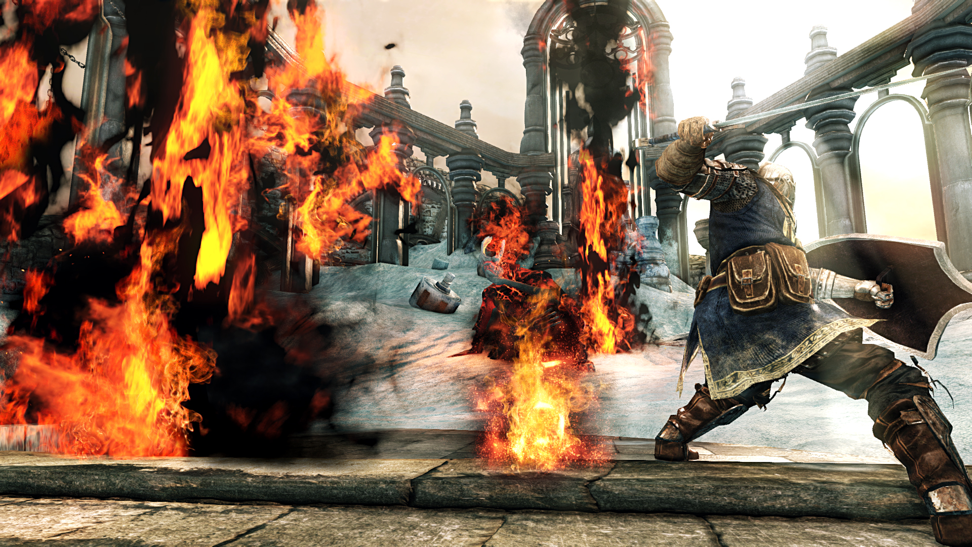 Review: Dark Souls II – Scholar of the First Sin