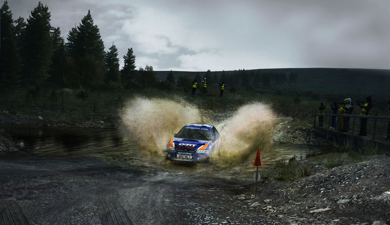 Time to Get Dirty With DiRT Rally on Steam Early Access