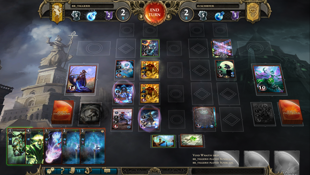 New Might & Magic Duel of Champions Brings An Additional 170 Cards