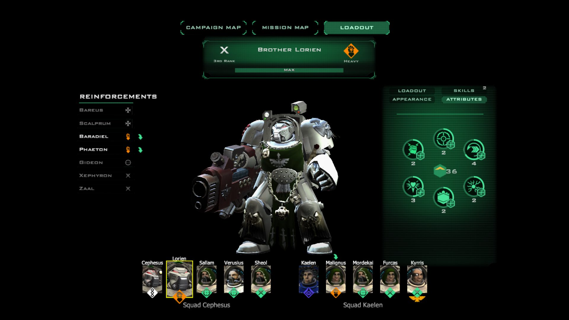 Space Hulk: Ascension's Dark Angels Expansion Is Now On Steam