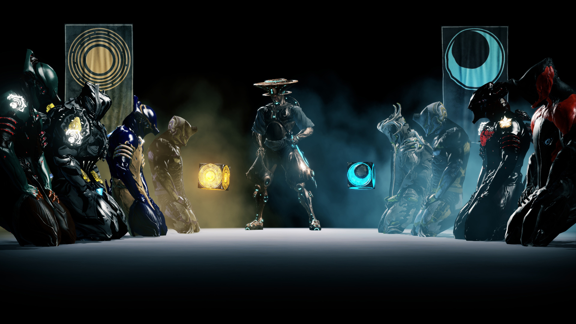Warframe Sanctuary Update Now Available For Console Players