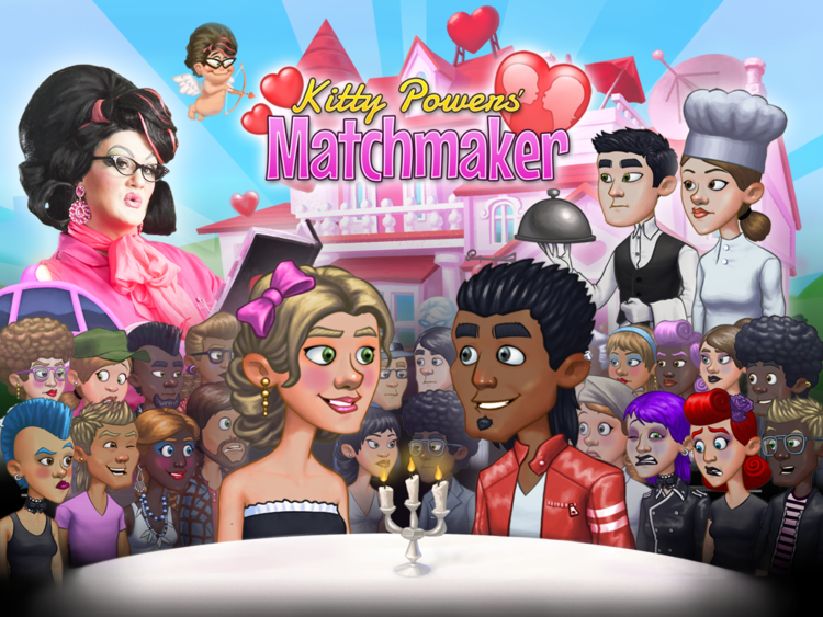 Review: Kitty Powers' Matchmaker