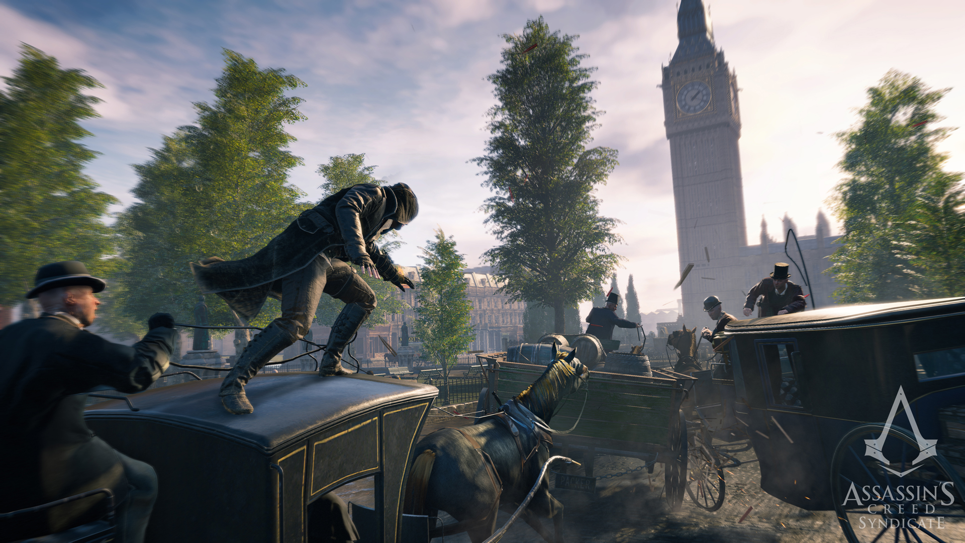 Ubisoft Unveils Assassin's Creed Syndicate