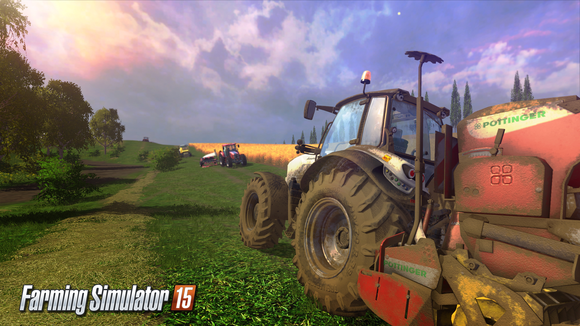 Time To Experience Your Farming Dreams