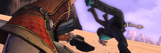 Review: Tales for The Borderlands Episode 2 – Atlas Mugged