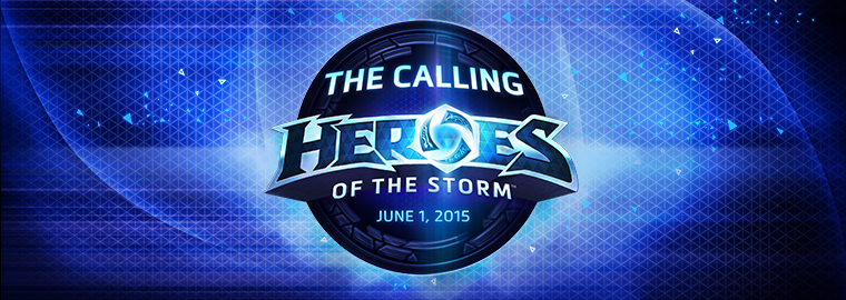 Heroes of the Storm Launch Event coming to London