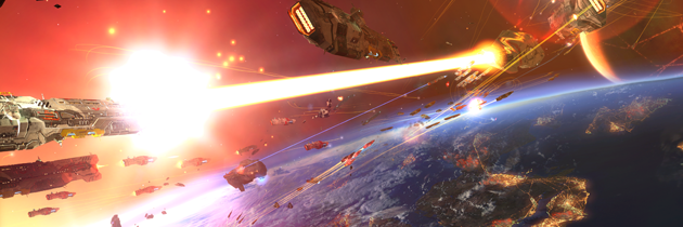 Homeworld Remastered Collection Now Available At GAME
