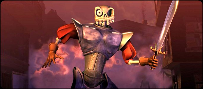 RUMOUR: Possible leak of MediEvil on PS4?