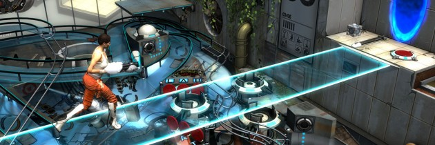 Hey Zen Studios, You Got Portal in My Pinball