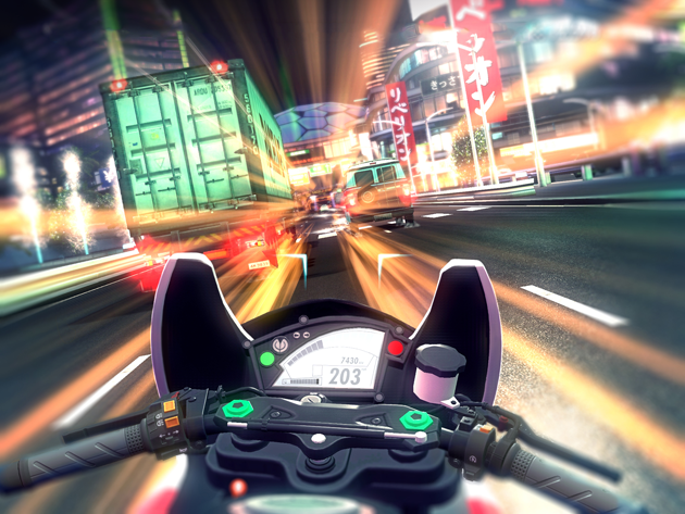 Rebellion Announces New Racing Game For iOS Devices