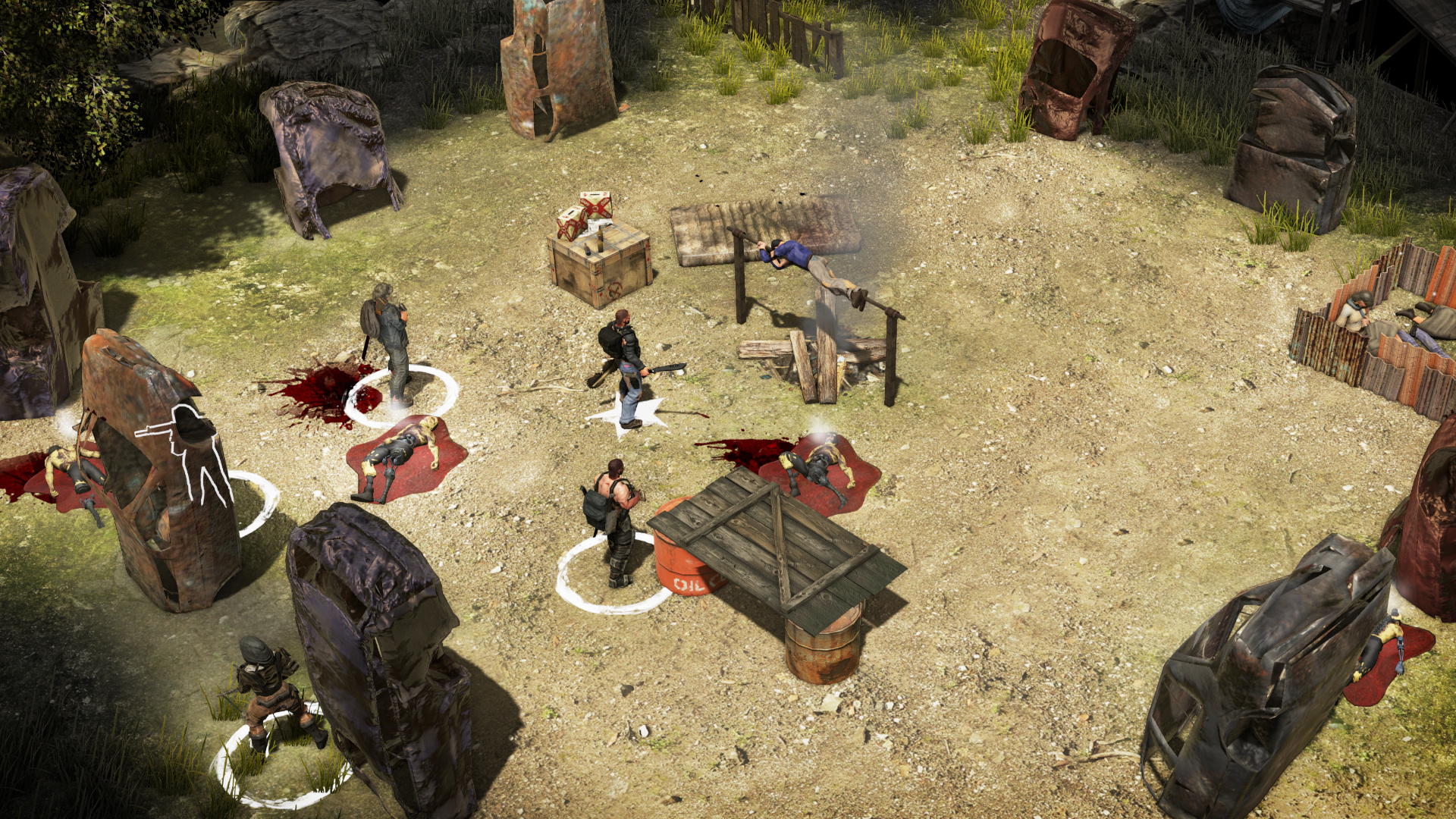 Get A Free Upgrade to Wasteland 2 GOTY Edition