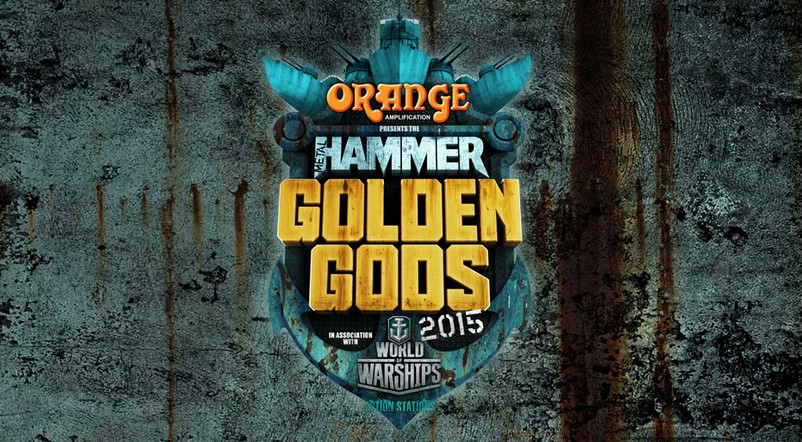 WIN: Two Tickets to the Golden Gods Awards in London!