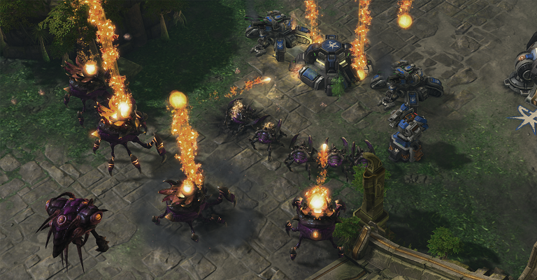 StarCraft II is now free to play, and Alexstrasza enters the Nexus
