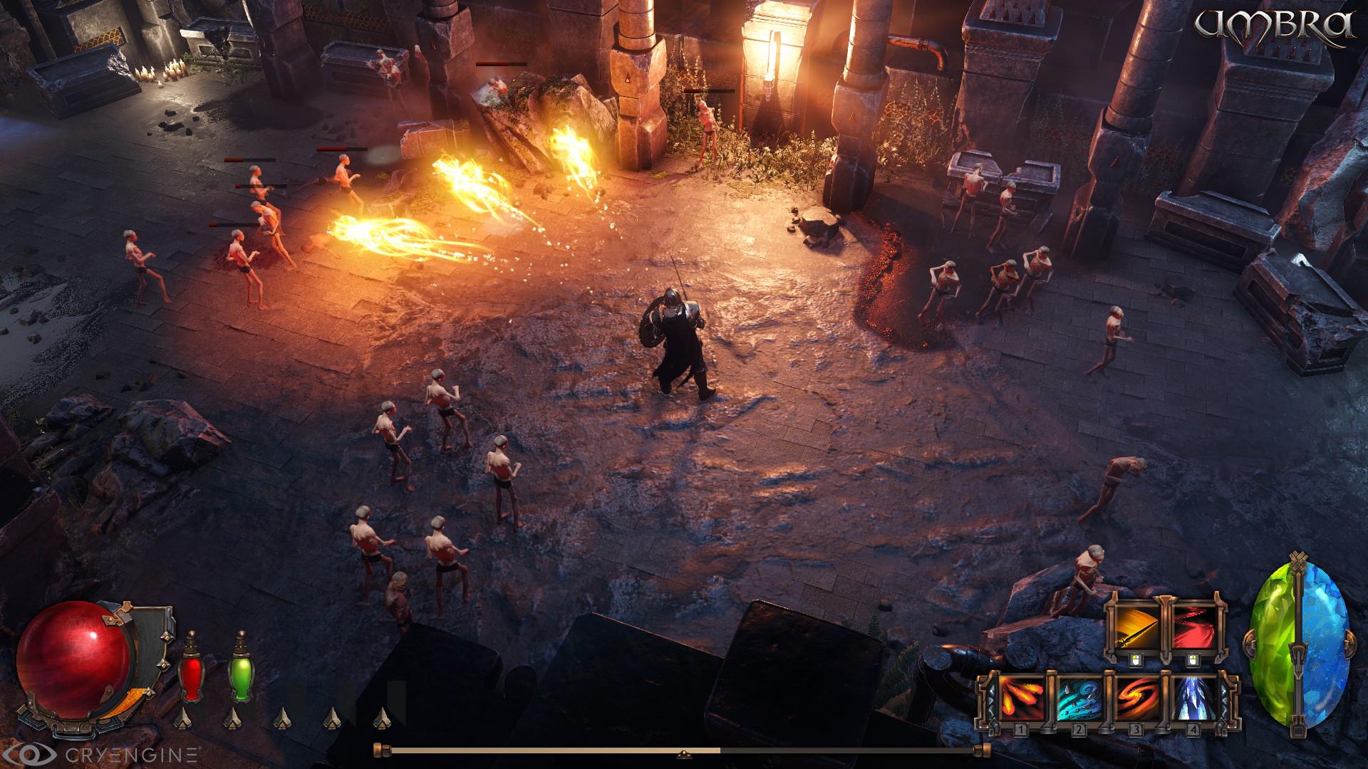 Umbra Gameplay Teaser