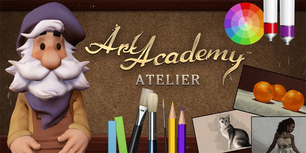 Art Academy: Atelier Coming Exclusively For Wii U Next Month