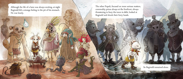 To Celebrate The 1 Year Anniversary of Child Of Light, Ubisoft Offers A Free Art Book