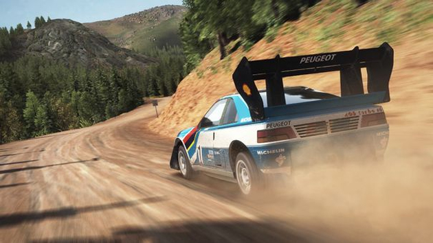 New Track Available To DiRT Rally Early Access Players
