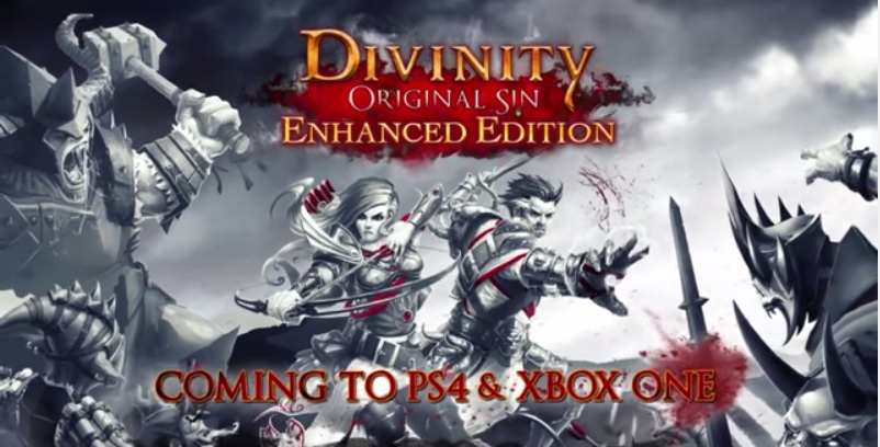 Divinity: Original Sin – Enhanced Edition Coming to Consoles