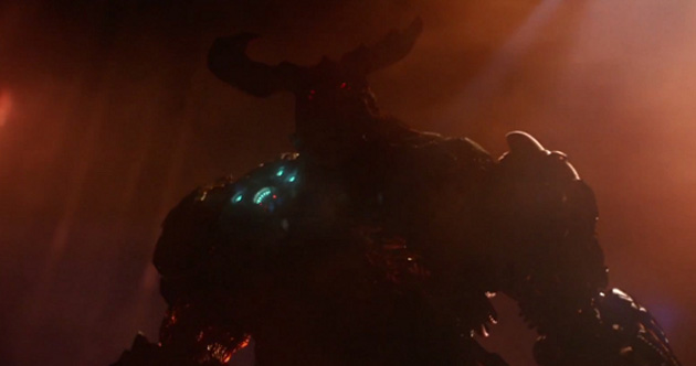 E3 2015 – Doom has blood, guts and a level editor
