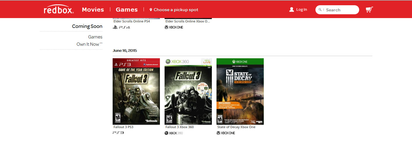 Did Redbox Lend More Evidence to a Fallout 4 Announcement at E3 2015