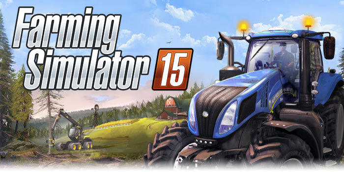 Time to Form a Group Farming Commune in Farming Simulator 15