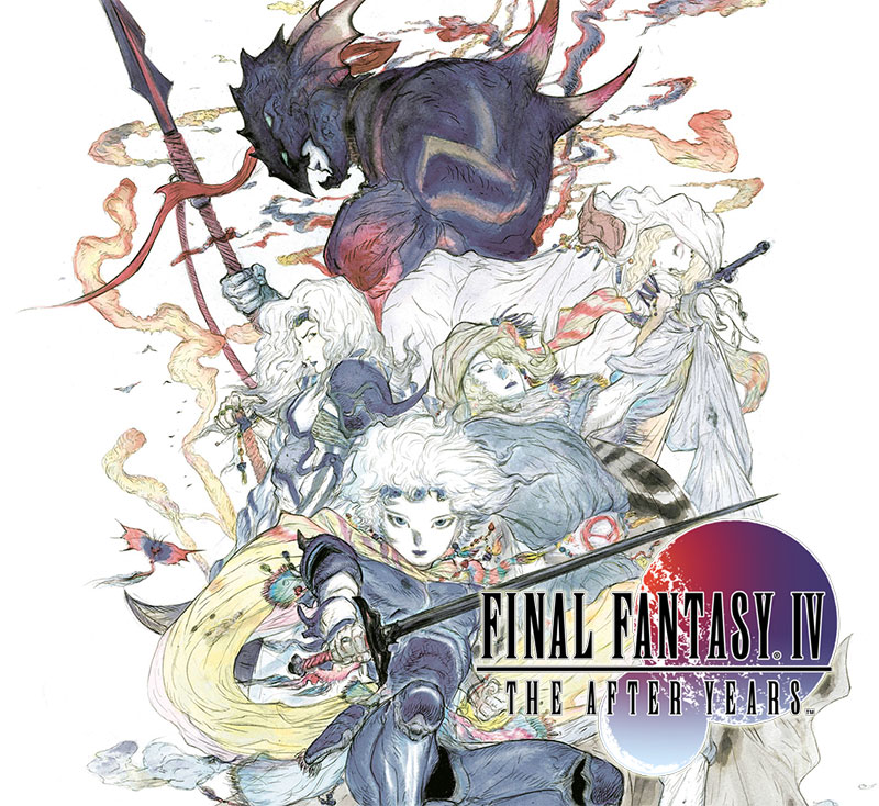 Final Fantasy IV: The After Years Now Available on Steam