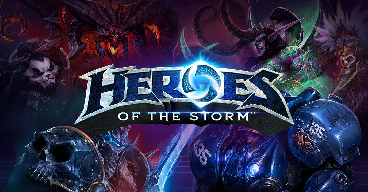 Blizzard's 'Heroes of the Storm' – Open Beta!