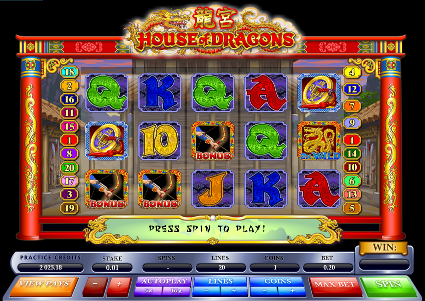 Top 5 Reasons to Try Online Slots